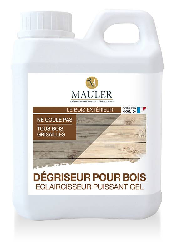 01206 01207 degriseur bois eclaircisseur puissant mauler