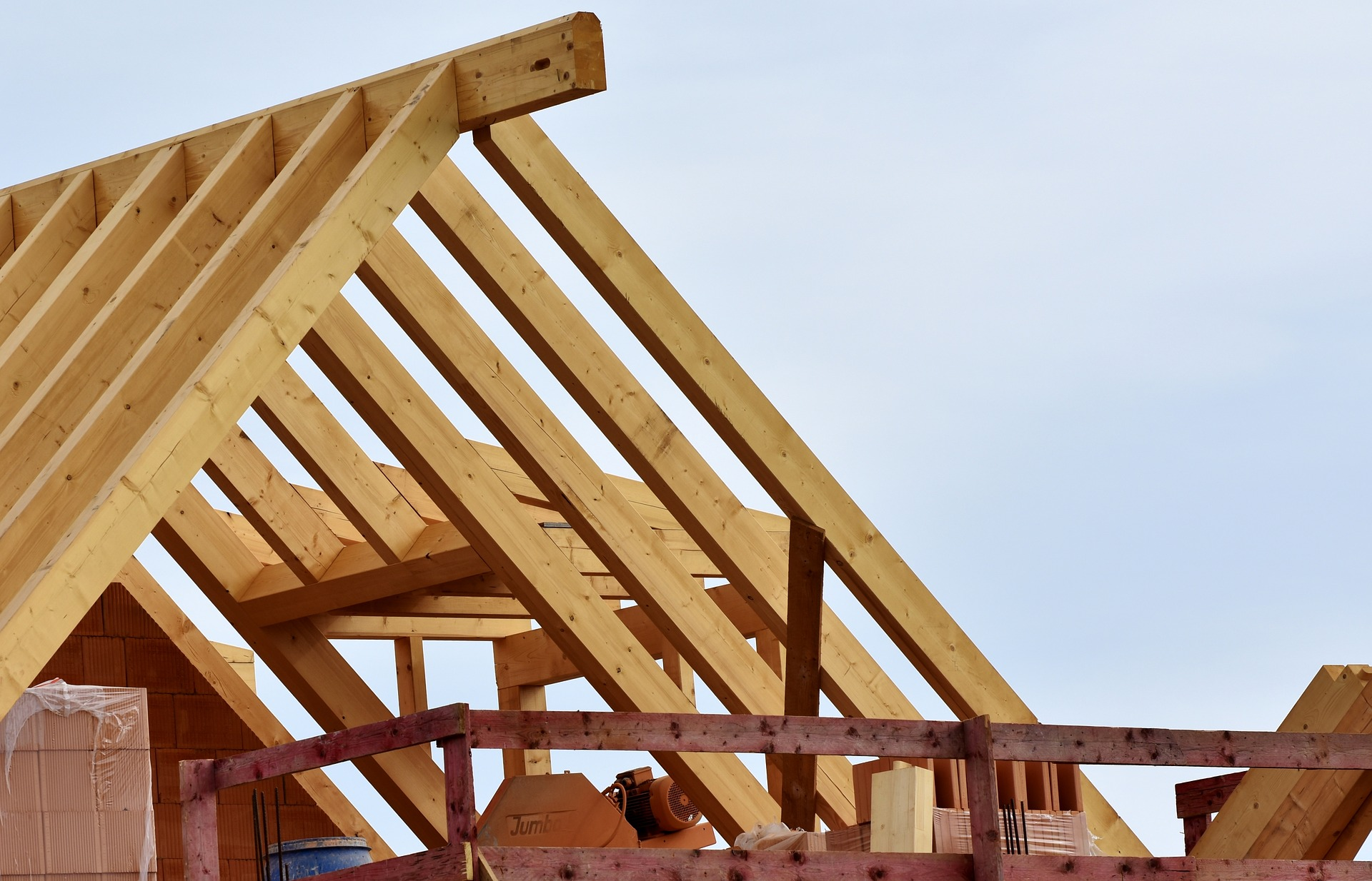 roof truss 3339206 1920